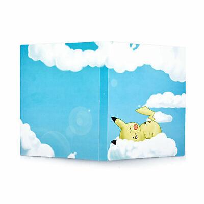 Pokemon Cards Album Binder Folder Book List Collectors 112 Cards Capacity new