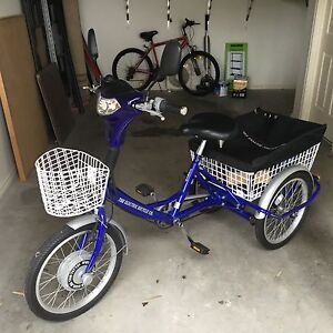 adult electric tricycle Peterhead Port Adelaide Area Preview