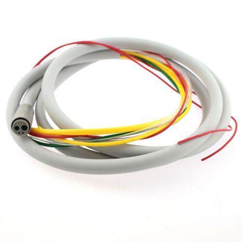 Dental 6 Hole Handpiece Tubing fit Fiber Optic Low / High Speed Turbine 6 Pin