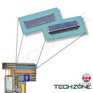 iPad 2 iPad 3 iPad 4 Touch Connector Digitizer Screen FPC Logic board Socket
