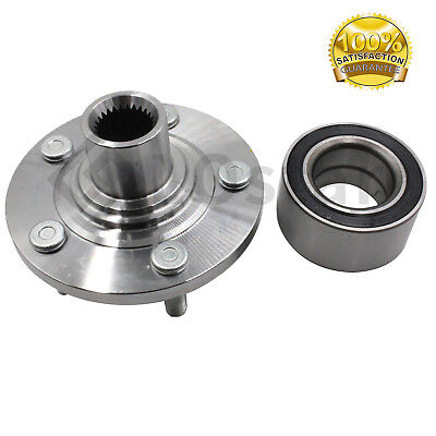 Ford Windstar Wheel Bearing - Front Left or Right Wheel Hub & Bearing Assembly Fits 1995-1998 Ford Windstar