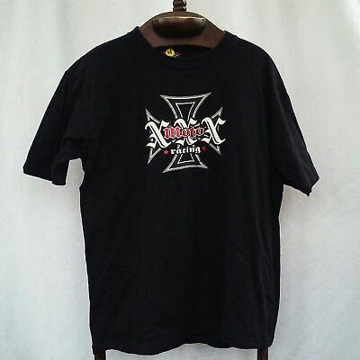 O/'Neal Moto XXX T-Shirt MFG Grau Basic Freizeit Sport Motocross Herren Damen MX