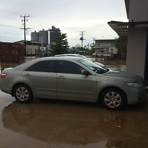 2008camry Parap Darwin City Preview