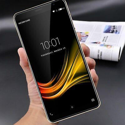 6,0 Zoll Android NEU Smartphone Dual SIM 3G Handy Ohne Vertrag Quad Core 2800mAh