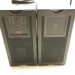 2700W UPS with additional battery pack