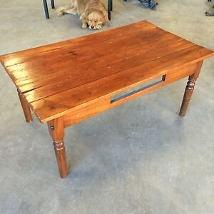 Pine Harvest Coffee Table