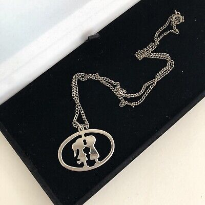 60s -70s Jewelry – Necklaces, Earrings, Rings, Bracelets Vintage Costume Necklace 1960s Style Cute Kids Valentines Gift $13.81 AT vintagedancer.com