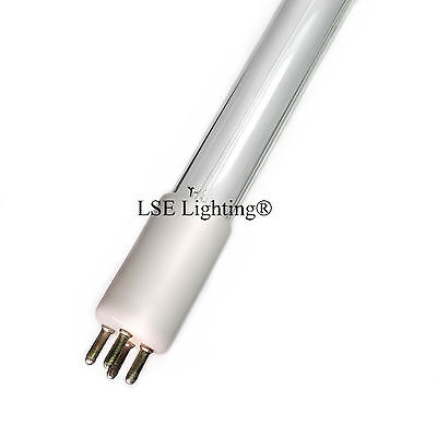 "20W UV/UV-C Germicidal Lamp T5  PT-1521 120V 14"" Long"