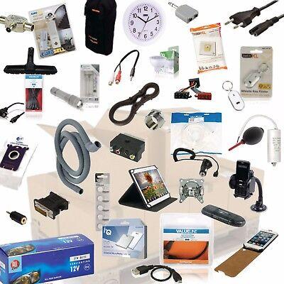 Sonderposten Restposten Paket Elektronik Marken Ware B2B Flohmarkt Wiederverkauf