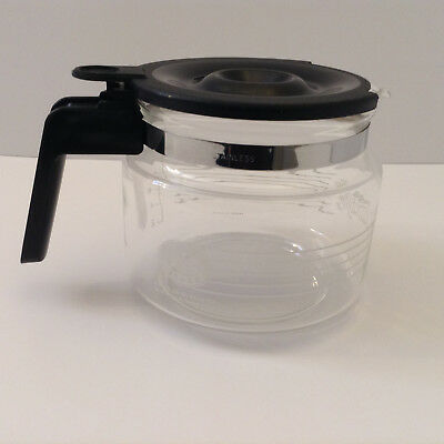 GEMCO UNIVERSAL 12 CUP GLASS POT CARAFE