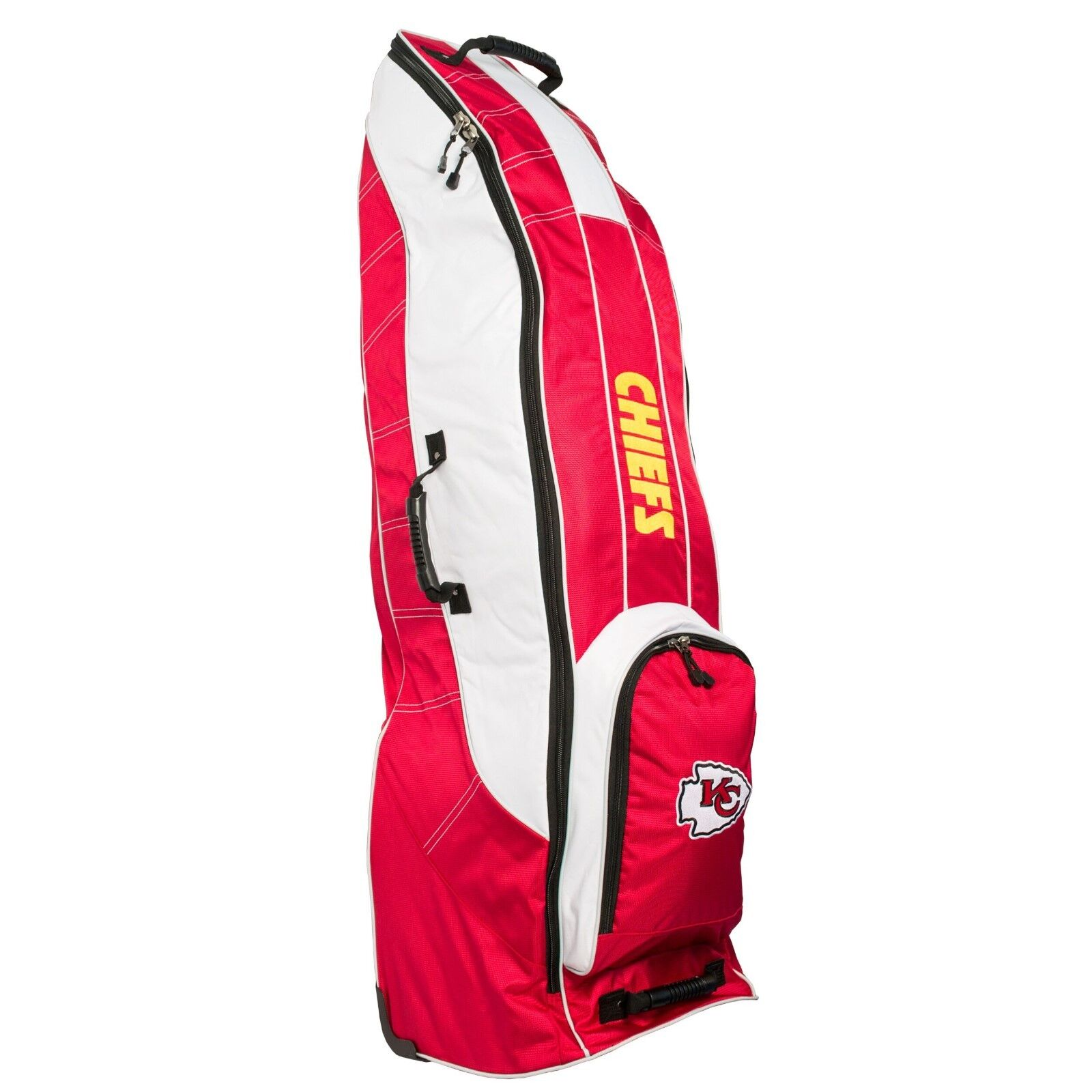 new kansas city chiefs golf bag travel