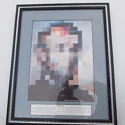 "Original Limited Edition ""Lincoln"",  by Salvador Dali. / Martin Lawrence Gallery"