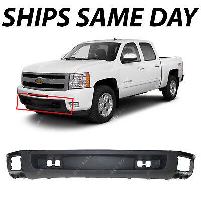 NEW Lower Front Bumper Air Deflector Valance for 2007 2013 Chevy Silverado 1500