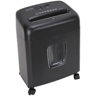 Pen Gear 10 Sheet Micro - Cut Shredder 4-gallon Collection Bin