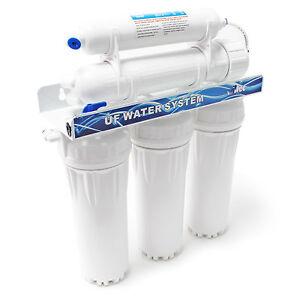 Naturewater 5 stufige Ultrafilter Anlage 2000L / Tag Wasserfilter Entmineralisie