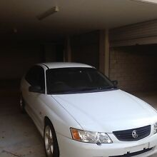 2001 Holden Commodore Sedan Great Lakes Area Preview