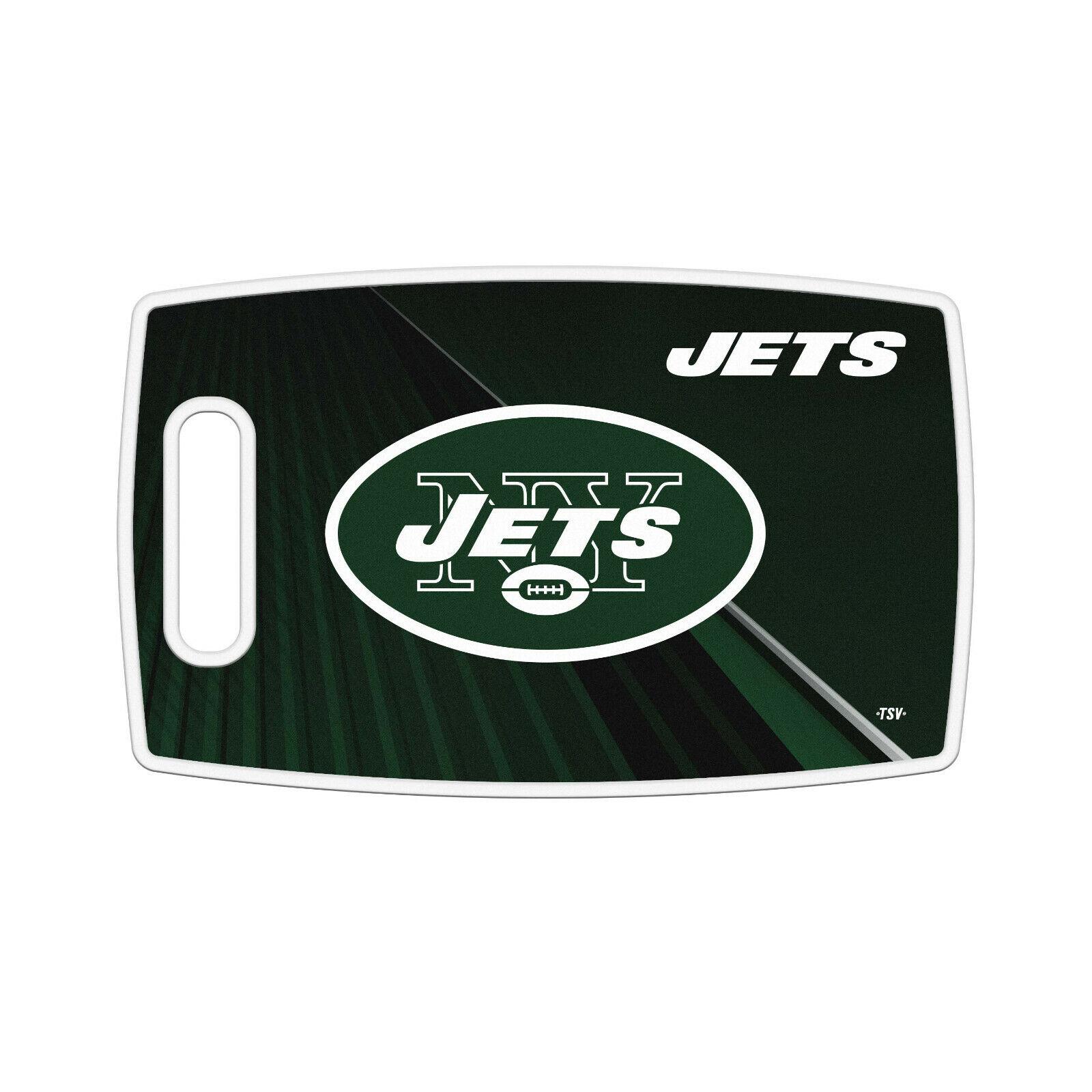 NFL New York Jets NY Schneidebrett Cutting Board Barbecue Küche Küchenbrett