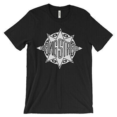 Gang Starr T Shirt - hip hop  classic - DJ Premier GURU logo mass appeal dwyck