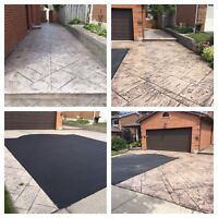 CONCRETE SEALING - PARGING - RESURFACING - CRACK REPAIRS