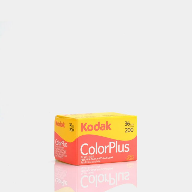 Kodak ColorPlus 200 Color Negative 35mm Film (36 Exposures)