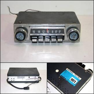 Vintage Car Radio Gumtree Australia Free Local Classifieds