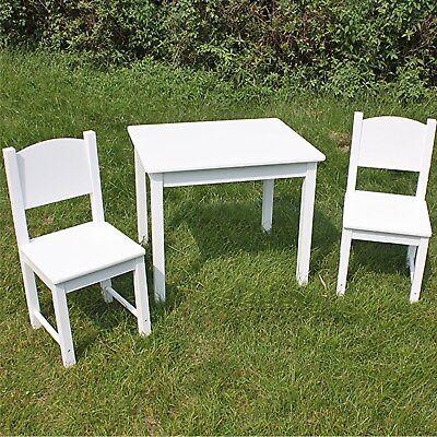 Truhenbank Kindermöbel Kindersitzgruppe Spielecke Holz weiß (Holz-spiel-tisch)