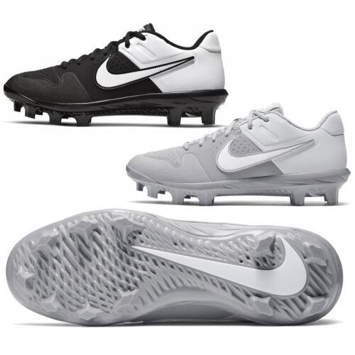 Nike Alpha Huarache Varsity Low MCS Mens Baseball Cleats Plastic - PICK SIZE