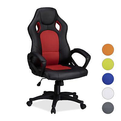 Chaise Gamer professionnel fauteuil Gaming jeux vidéos XR9 120 kg Racing gris