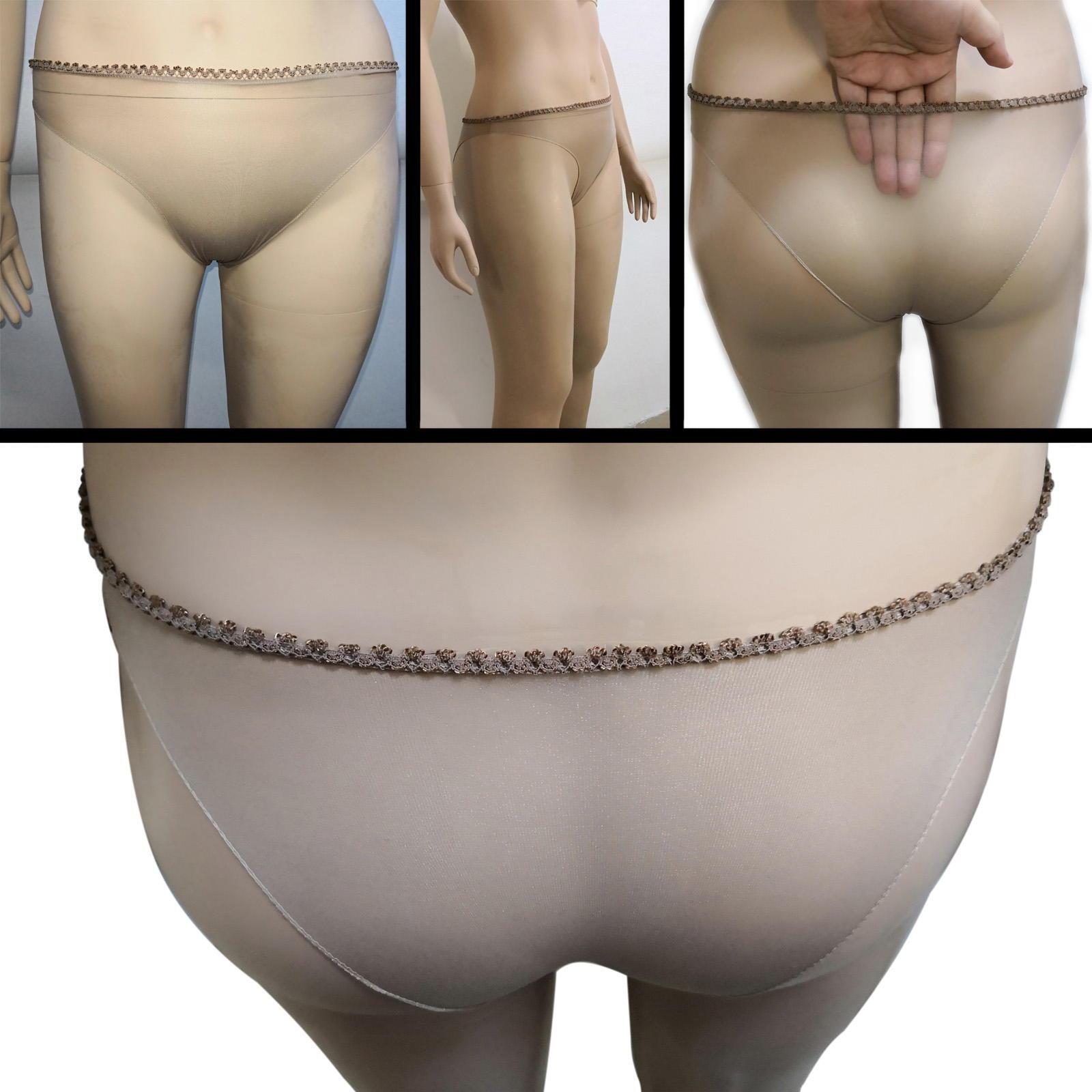 See Throgh Panties HD