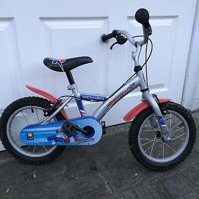 """Apollo Rocketman Kids Bike -  14"""" wheels"""