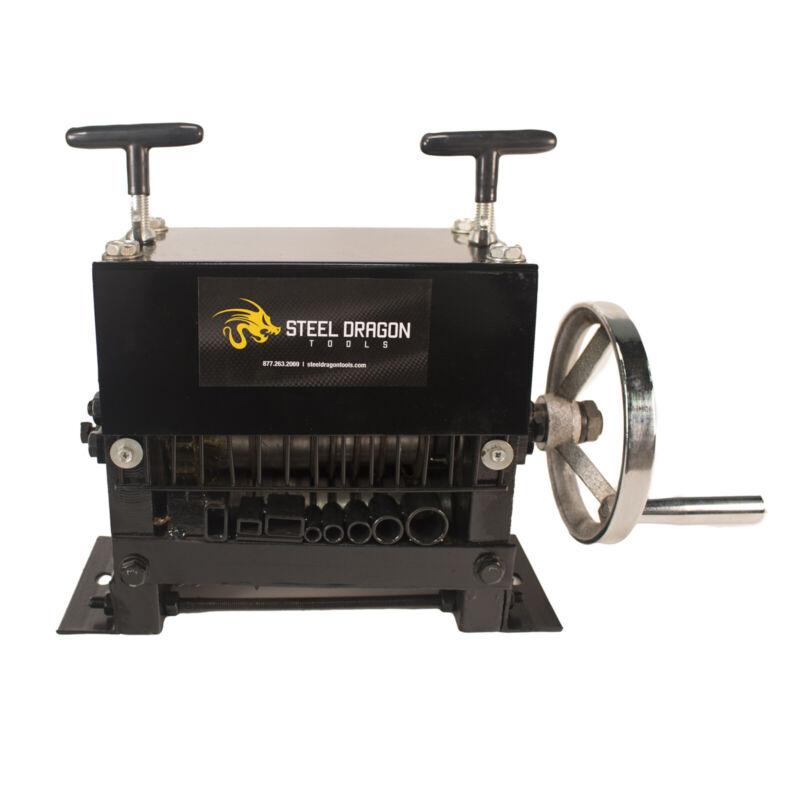 Steel Dragon Tools® WRM33 Manual Wire Stripping Machine Strip Scrap Copper