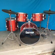 Vintage Pearl drum kit Sippy Downs Maroochydore Area Preview