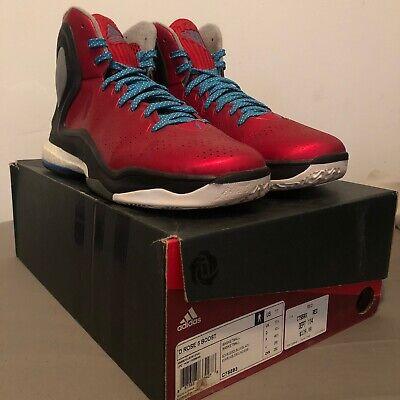 adidas D Rose 5 Boost  Size 11 Derrick Rose Chicago Bulls Ultra Boost Technology