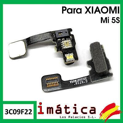 SENSOR DE PROXIMIDAD PARA XIAOMI MI 5S FRONTAL OIDO FLEX CABLE LED