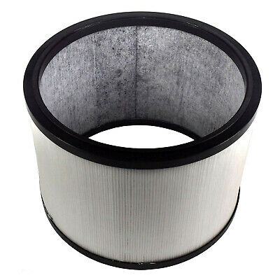 HQRP Air Purifier Filter for Dyson Pure Cool Link DP01, Hot+