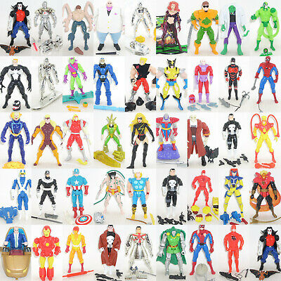 Toy Biz Action Figures [ MULTI-LISTING ] Spider-Man X-MEN Super Heroes Toybiz