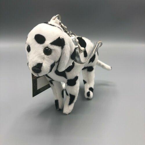 FuzzyNation Dalmatian Puppy Wristlet Mini Ornament Coin Purse Women Girls