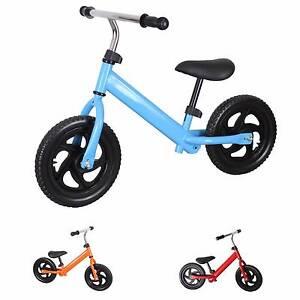 Kids Balance Bike Training Bicycle BLUE, ORANGE, RED Murarrie Brisbane South East Preview