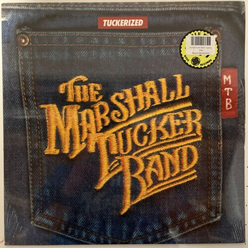 The Marshall Tucker Band, Tuckerized, SEALED LP, Warner Bros. BSK 3684, 1982 - $13.40