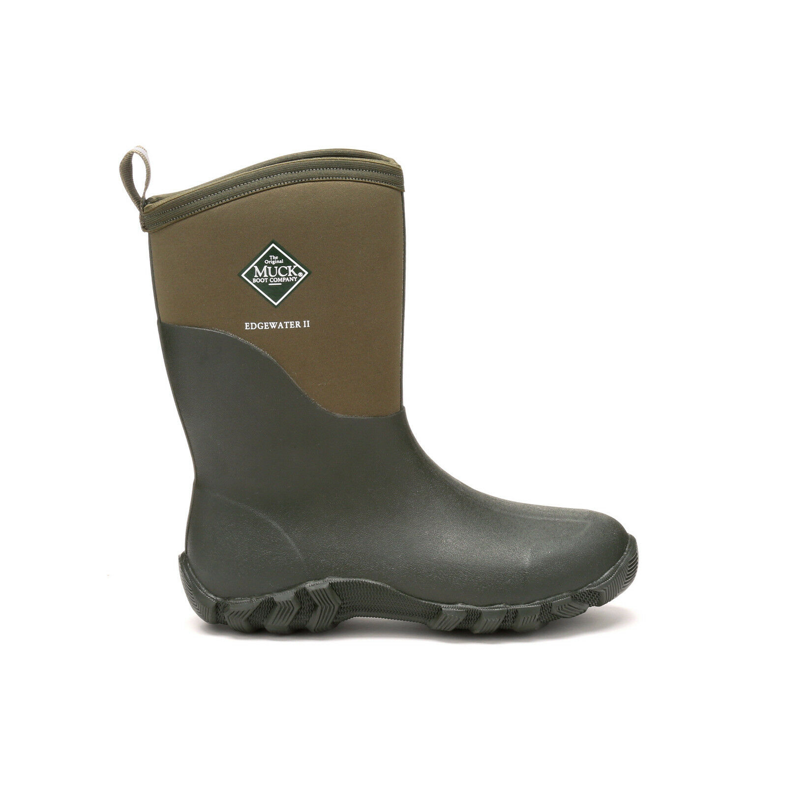 Men s Edgewater II Mid Muck Boot in Moss Color  EW.. in Barang ... d6ebd5ef55