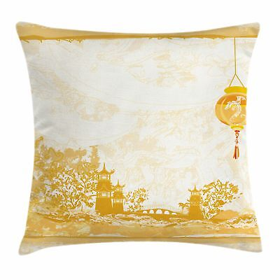 Lantern Throw Pillow Cases Cushion Covers Ambesonne Home Dec