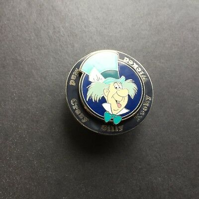 Mad Hatter Crazy (Mad Hatter – Mad Crazy Silly Kooky Wicked Fun Disney Pin)