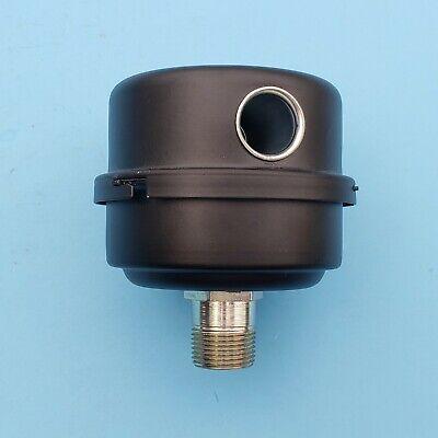 Solberg Air Filter Silencer 25 Cfm 34 Npt Outlet