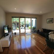 Fabulous central location, light, quiet, fully equipped townhouse Princes Hill Melbourne City Preview