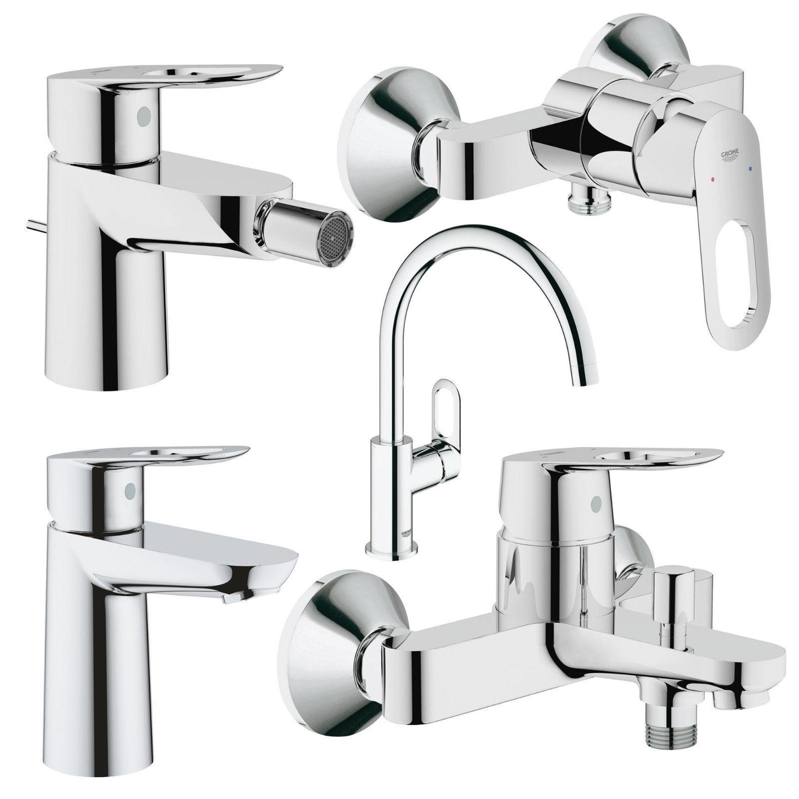 Grohe BauLoop Einhand Waschtischarmatur Wannenarmatur Brausearmatur Bidet Dusche