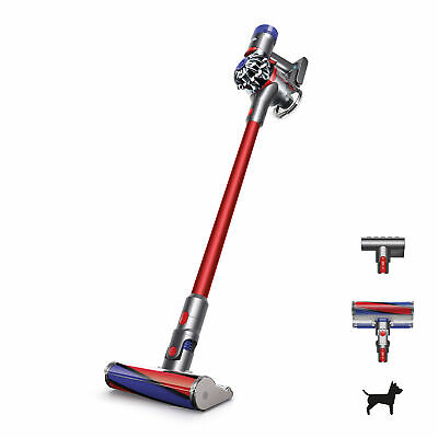 Dyson V8 Fluffy Cordless Vacuum | Red | New