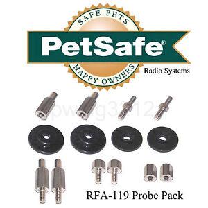 PetSafe Probe Replacement Kit Pack Dog Shock Collar Parts