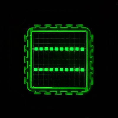 20w 20watt 45mil Chips Green High Power Led Smd Chip Panel 525nm 2000lm Diy