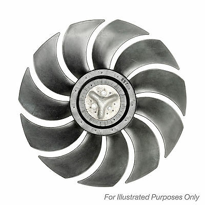 With Air Con From Jul 10 Bosch Radiator Fan Engine Cooling Replacement Part