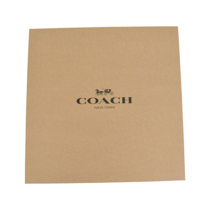 "NEW Coach LARGE Gift Box for Bag Tote Handbag 19 1/2"" x 15 5/8"""